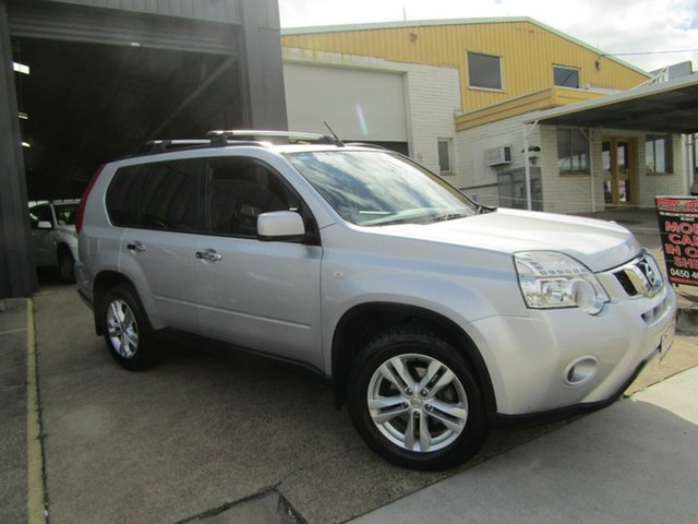Used Nissan X-Trail T31 Series IV ST 2WD Moorooka, 2012 Nissan X-Trail T31 Series IV ST 2WD Silver 6 Speed Manual Wagon