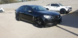 2016 Holden Commodore VF II MY16 Evoke Black 6 Speed Sports Automatic Sedan.