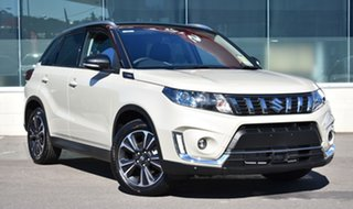 2020 Suzuki Vitara LY Series II Turbo 2WD Ivory 6 Speed Sports Automatic Wagon.