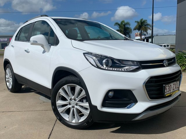 Used Holden Trax TJ MY20 LTZ, 2020 Holden Trax TJ MY20 LTZ White 6 Speed Automatic Wagon