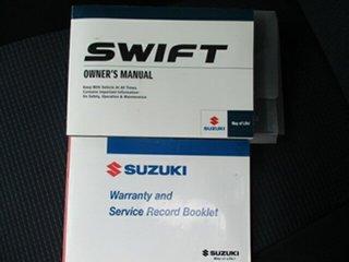2010 Suzuki Swift RS415 Lime 4 Speed Automatic Hatchback