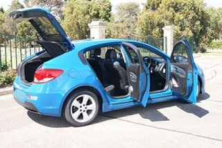 2013 Holden Cruze JH MY13 SRi Blue 6 Speed Automatic Hatchback