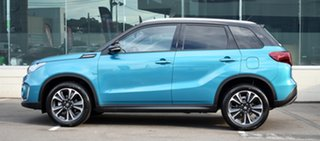 2020 Suzuki Vitara LY Series II Turbo 2WD Turquoise 6 Speed Sports Automatic Wagon