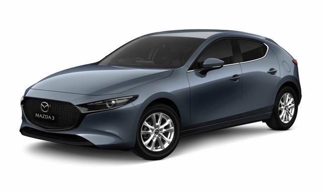 Demo Mazda 3 BP2H7A , 2020 Mazda 3 BP2H7A G20 SKYACTIV-DRIVE PURE VISION TECHNOLOGY Polymetal Grey 6 Speed