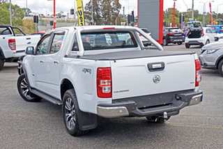 2018 Holden Colorado RG MY18 LTZ Pickup Crew Cab 4x2 White 6 Speed Manual Utility.