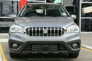 2019 Suzuki S-Cross JY Turbo Galactic Grey 6 Speed Sports Automatic Hatchback