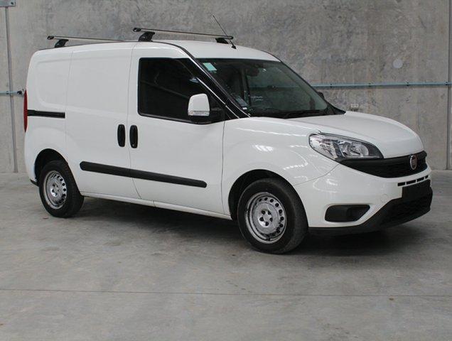 Used Fiat Doblo 263 Series 1 Low Roof SWB, 2017 Fiat Doblo 263 Series 1 Low Roof SWB White 6 speed Manual Van