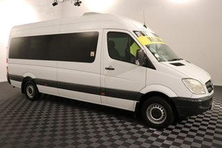 2011 Mercedes-Benz Sprinter NCV3 MY11 316CDI LWB White 5 speed Automatic Van