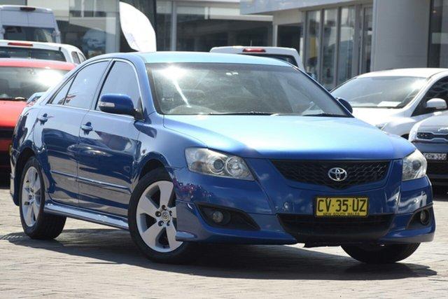 Used Toyota Aurion  , 2007 Toyota Aurion Blue Automatic
