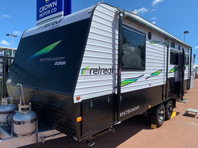 Used Retreat   , 2017 Retreat Whitsunday Caravan