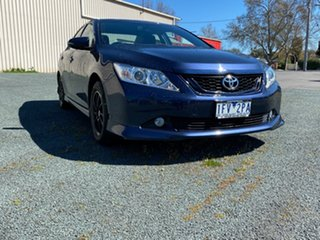 2015 Toyota Aurion GSV50R Sportivo Blue 6 Speed Sports Automatic Sedan