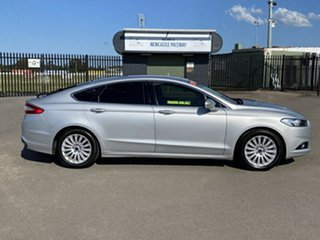 2016 Ford Mondeo MD Trend Silver 6 Speed Sports Automatic Hatchback