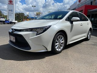 2020 Toyota Corolla Mzea12R Ascent Sport + Navigation Crystal Pearl Continuous Variable Sedan
