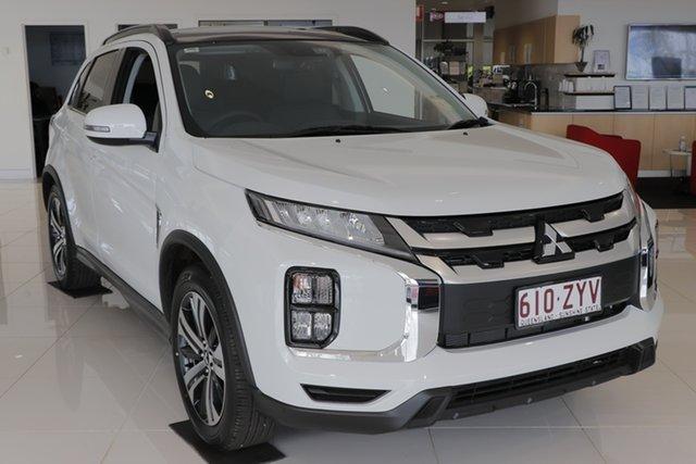 Demo Mitsubishi ASX XD MY20 Exceed 2WD Toowoomba, 2020 Mitsubishi ASX XD MY20 Exceed 2WD Starlight 1 Speed Constant Variable Wagon