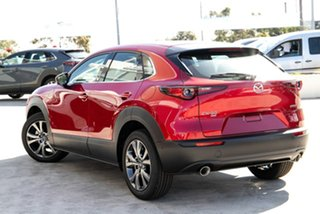 2020 Mazda CX-30 C30A X20 Astina (AWD) M Hybrid Soul Red Crystal 6 Speed Automatic Wagon