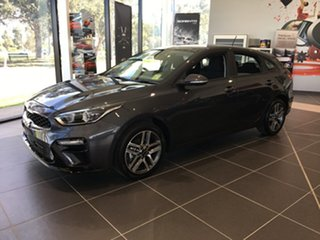 2020 Kia Cerato BD MY20 Sport Platinum Graphite 6 Speed Sports Automatic Hatchback.