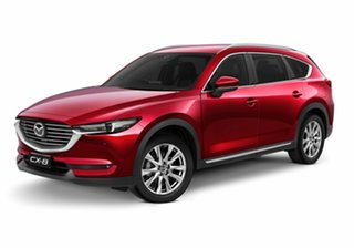 2020 Mazda CX-8 KG4W2A GT SKYACTIV-Drive i-ACTIV AWD 6 Speed Sports Automatic Wagon.