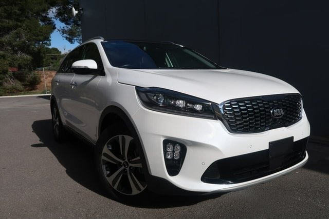 Used Kia Sorento UM MY19 GT-Line AWD Reynella, 2019 Kia Sorento UM MY19 GT-Line AWD White 8 Speed Sports Automatic Wagon