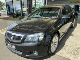 2007 Holden Caprice WM MY08 Black 5 Speed Auto Active Select Sedan
