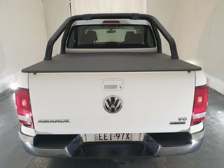 2019 Volkswagen Amarok 2H MY19 TDI550 4MOTION Perm Highline White 8 Speed Automatic Utility