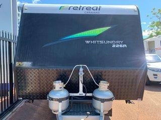 2017 Retreat Whitsunday Caravan.