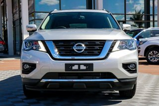 2019 Nissan Pathfinder R52 Series III MY19 Ti X-tronic 4WD Silver 1 Speed Constant Variable Wagon