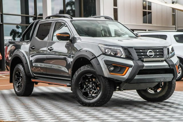 Used Nissan Navara D23 S4 MY20 N-TREK Warrior, 2019 Nissan Navara D23 S4 MY20 N-TREK Warrior Slate Grey 7 Speed Sports Automatic Utility