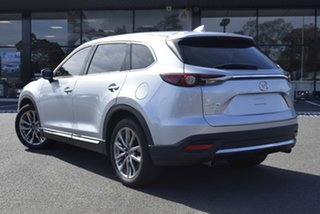 2017 Mazda CX-9 TC Azami SKYACTIV-Drive i-ACTIV AWD Silver 6 Speed Sports Automatic Wagon.