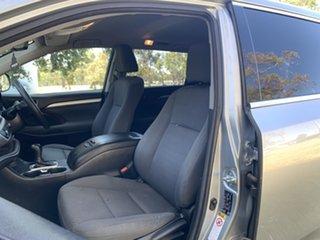 2015 Toyota Kluger GSU50R GX 2WD Silver Sky 6 Speed Sports Automatic Wagon
