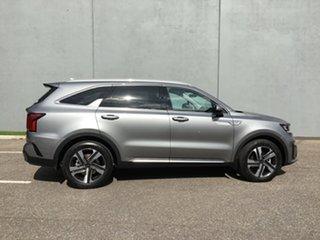 2020 Kia Sorento MQ4 MY21 Sport+ AWD Steel Grey 8 Speed Sports Automatic Dual Clutch Wagon.