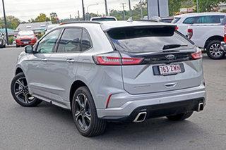 2018 Ford Endura CA 2019MY ST-Line Ingot Silver 8 Speed Sports Automatic Wagon.