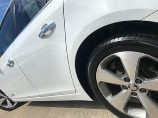 2016 Holden Cruze JH Series II MY16 Z-Series White 6 Speed Sports Automatic Sedan