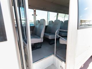 2008 Toyota Coaster XZB50R 07 Upgrade Standard (LWB) White Bus