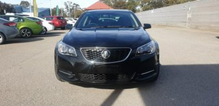 2016 Holden Commodore VF II MY16 Evoke Black 6 Speed Sports Automatic Sedan