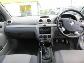2006 Holden Viva JF Silver 5 Speed Manual Hatchback