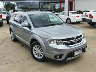 2014 Dodge Journey Silver 5 Speed Automatic Wagon