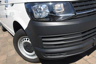 2018 Volkswagen Transporter T6 MY18 TDI250 SWB Runner White 5 Speed Manual Van.