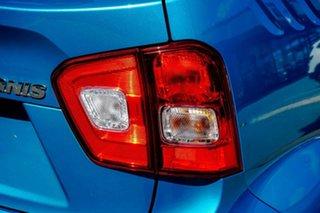 2017 Suzuki Ignis MF GL Blue 1 Speed Constant Variable Hatchback