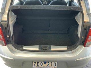 2012 Nissan Micra K13 ST Silver 4 Speed Automatic Hatchback