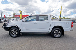 2018 Holden Colorado RG MY18 LTZ Pickup Crew Cab 4x2 White 6 Speed Manual Utility