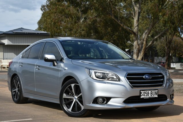 Used Subaru Liberty B6 MY17 2.5i CVT AWD, 2017 Subaru Liberty B6 MY17 2.5i CVT AWD Silver 6 Speed Constant Variable Sedan