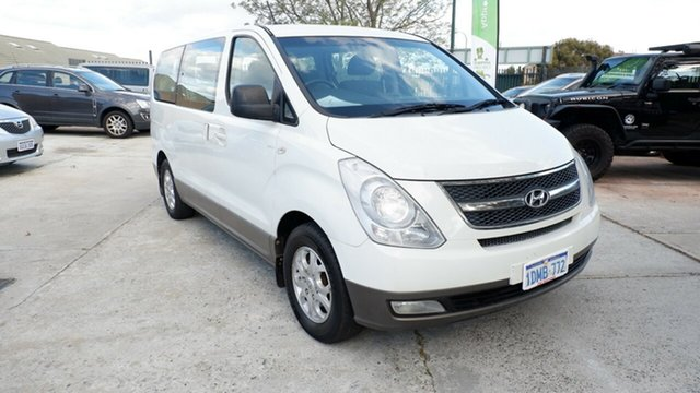 Used Hyundai iMAX TQ-W , 2010 Hyundai iMAX TQ-W White 4 Speed Automatic Wagon