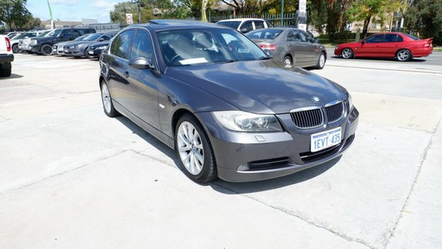 Used BMW 330i E90 Steptronic, 2006 BMW 330i E90 Steptronic Grey 6 Speed Automatic Sedan