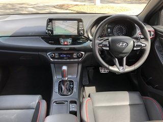 2018 Hyundai i30 PD.3 MY19 N Line D-CT Red 7 Speed Sports Automatic Dual Clutch Hatchback.
