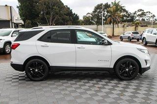 2020 Holden Equinox EQ MY20 Black Edition FWD Summit White 6 Speed Sports Automatic Wagon.