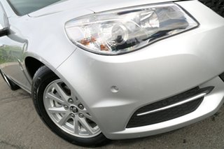 2016 Holden Commodore VF II MY16 Evoke Sportwagon Nitrate Silver 6 Speed Sports Automatic Wagon.