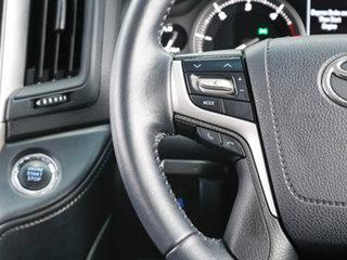 2018 Toyota Landcruiser VDJ200R MY16 GXL (4x4) White 6 Speed Automatic Wagon