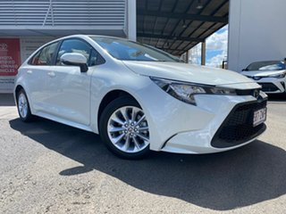 2020 Toyota Corolla Mzea12R Ascent Sport + Navigation Crystal Pearl Continuous Variable Sedan.