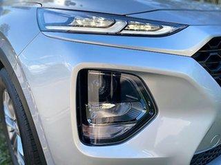 2020 Hyundai Santa Fe TM.2 MY20 Active Typhoon Silver 8 Speed Sports Automatic Wagon.