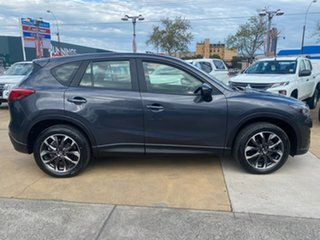 2015 Mazda CX-5 KE1022 Akera SKYACTIV-Drive AWD Grey 6 Speed Sports Automatic Wagon.